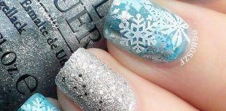 let-it-snow-christmas-nail-art