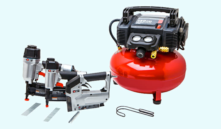 The Best Air Compressor for Framing Nailer