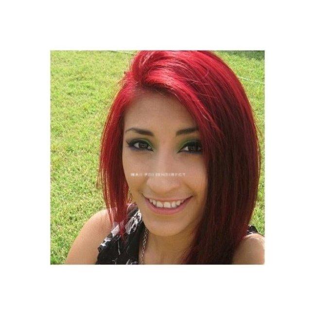 Infra Red Manic Panic Hair Dye