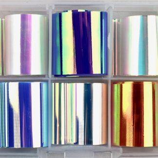 Glass Foil Box