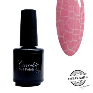Crackle nail polish 11 Pastel Pink