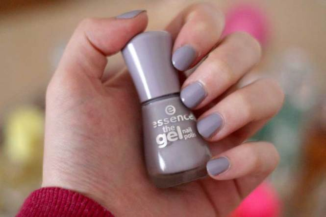 Next I Apply The First Coat Of My Color All Time Favorite For Spring Is Cajun Shrimp By Opi Great Thing About That If You Have