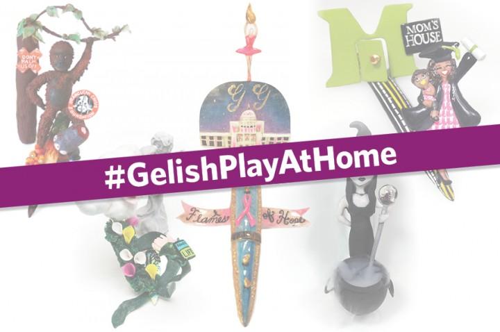 #GelishPlayAtHome