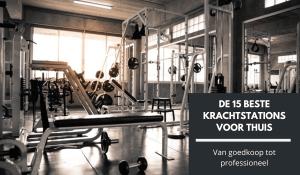 De Beste Halters, Gewichten En Cardio-Apparaten Voor Thuis Gym Thuis Sporten En Fitness