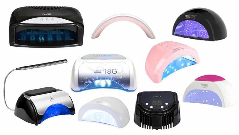 TOP 10 BESTE UV- EN LED-NAGELDROGERS KOPEN / UV-NAGEL LAMP / MANICURE LAMP / VOOR GEL NAGELS GELLAK LAMP VERGELIJK PRIJS KWALITEIT