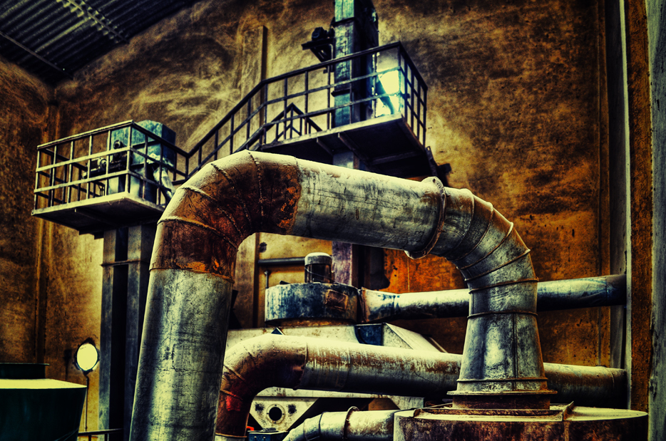 Industrial photography on the Nikon D90 for sale. Professional photographer Naina Redhu.