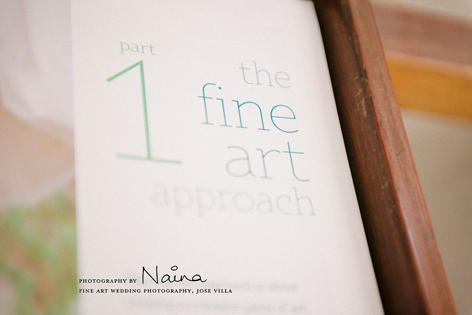 Fine Art Wedding Photography by Jose Villa & Jeff Kent. Photography Book Review. Photography by professional Indian lifestyle photographer Naina Redhu of Naina.co