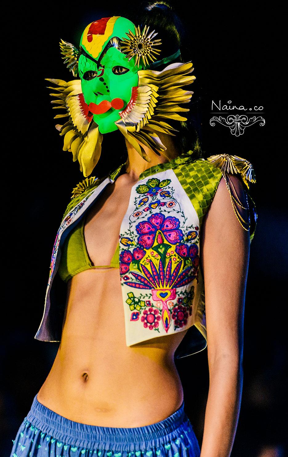 Wills Lifestyle India Fashion Week, Spring Summer 2013. Nida Mahmood by photographer Naina Redhu of Naina.co