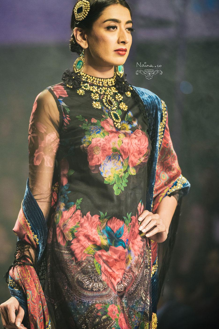 Wills Lifestyle India Fashion Week, Spring Summer 2013. Ritu Kumar Grand Finale by photographer Naina Redhu of Naina.co