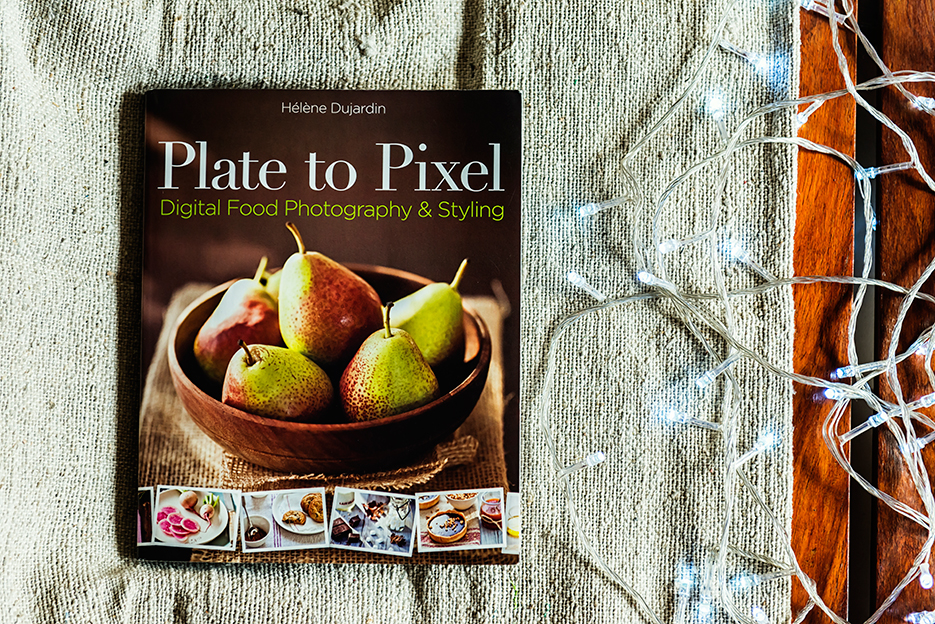 Plate to Pixel. Digital Food Photography & Styling by Helene Dujardin. Food Photography Book Review. Photography by professional Indian lifestyle photographer Naina Redhu of Naina.co