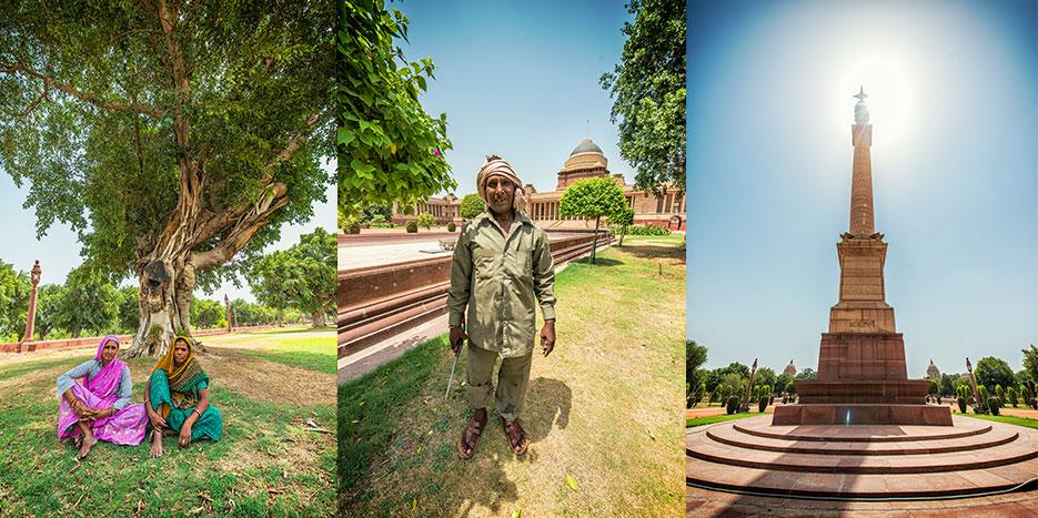 Rashtrapati Bhavan : Presidential House, New Delhi, India. Guard change ceremony. Architecture & Portraiture photography by professional Indian lifestyle photographer Naina Redhu of Naina.co