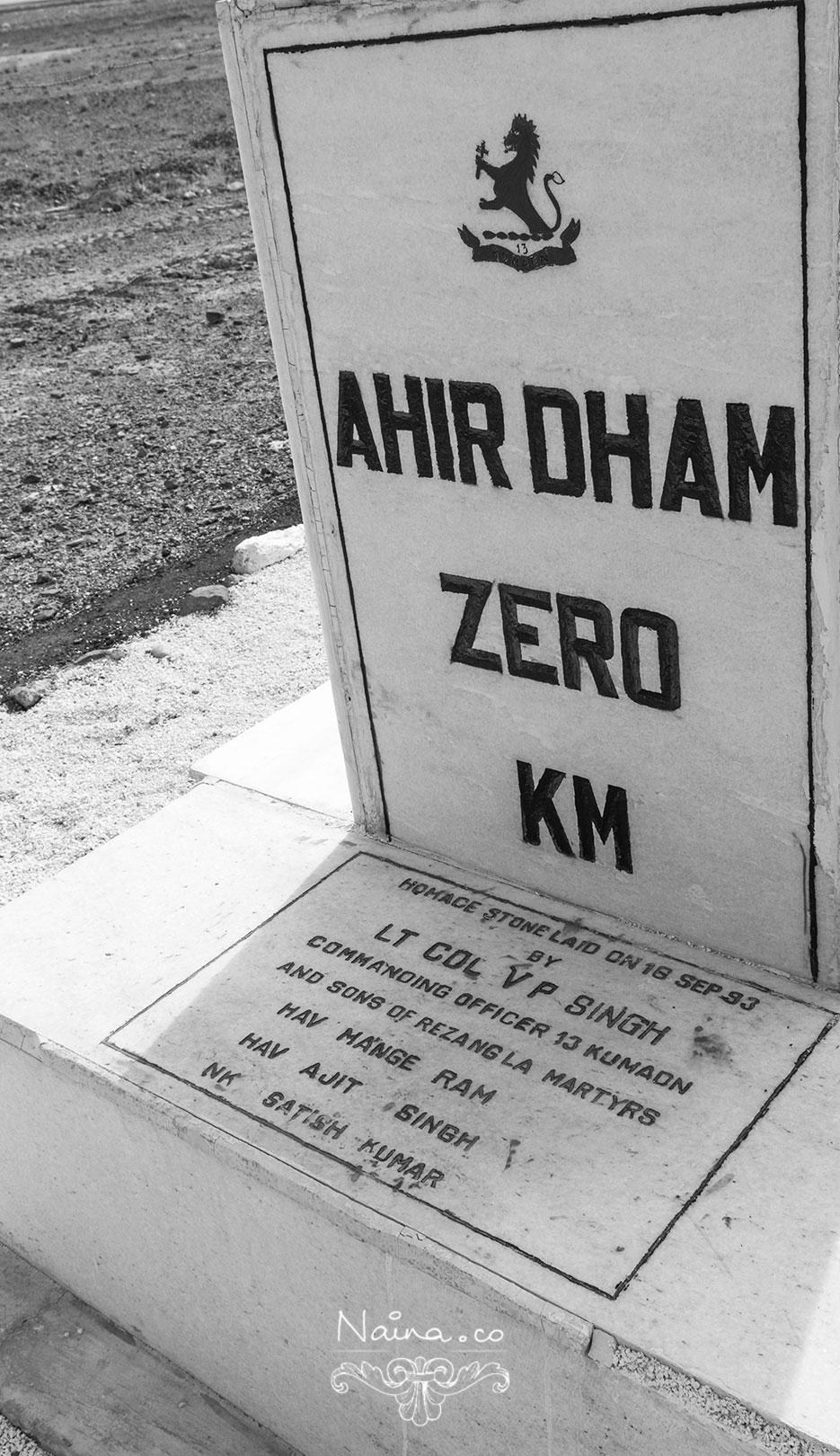 The Alpha Stories, Indian Armed Forces Magazine, Nishtha, Indian photographer Naina Redhu, Rezang La, 13 Kumaon.