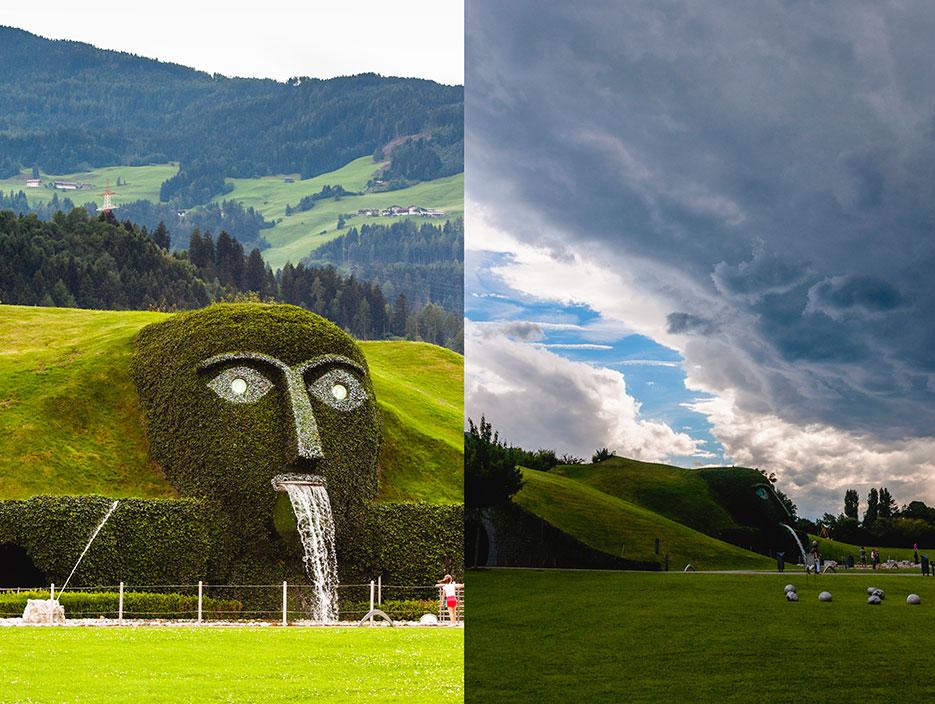 Swarovski Museum : Wattens, Austria in Europe by travel photographer Naina Redhu