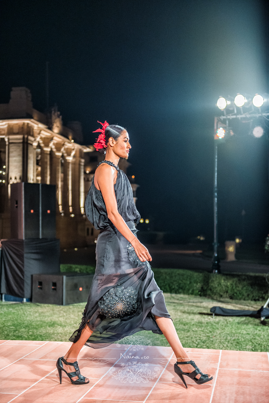 Raghavendra Rathore Fashion Show, Royal Salute Maharaja of Jodhpur Diamond Jubilee Cup Polo Match, Umaid Bhavan, Rajasthan, photographed by Lifestyle photographer, blogger Naina Redhu of Naina.co