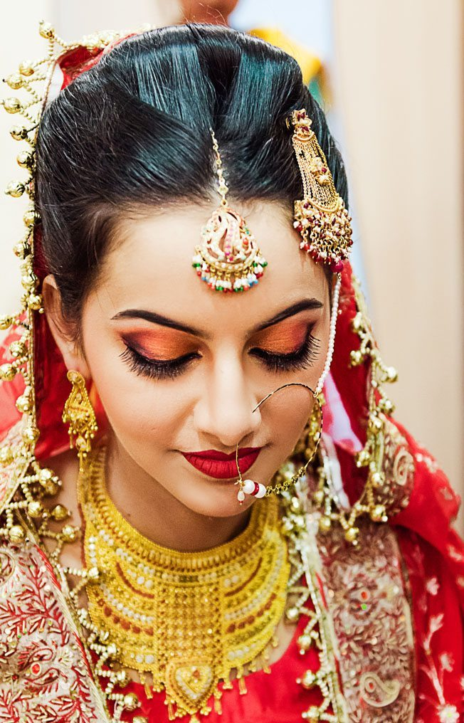 Indian wedding photographer : photography by Naina and Knottytales | Lakme Salon Beautiful Brides Contest, Nikah, Allahabad
