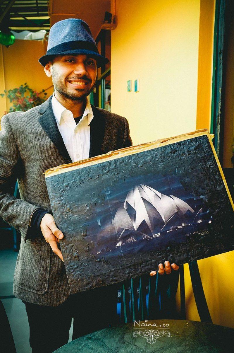 Saransh-Goila-Chef-CrimsonTurquoise-Art-Christmas-Khan-Market-05
