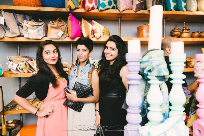 Label Cirare Akanksha Conversations With Esmeralda Spring Summer 2013 Launch Second Floor Studio Clutches Scarves Lifestyle Photographer Naina.co