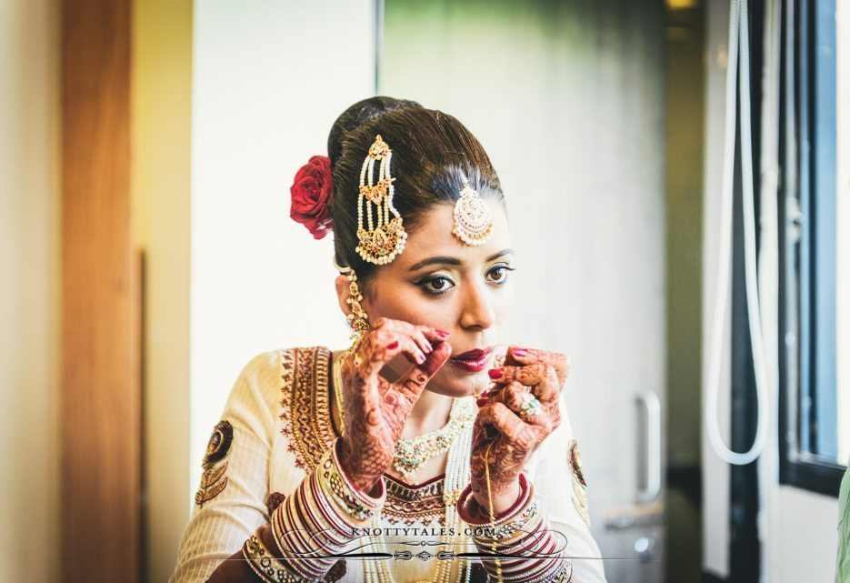 Jeevan Saify Wedding Knottytales Gurudwara Nikah Woods Resort DLF Phase I Gurgaon Sector 46 Photographer Naina