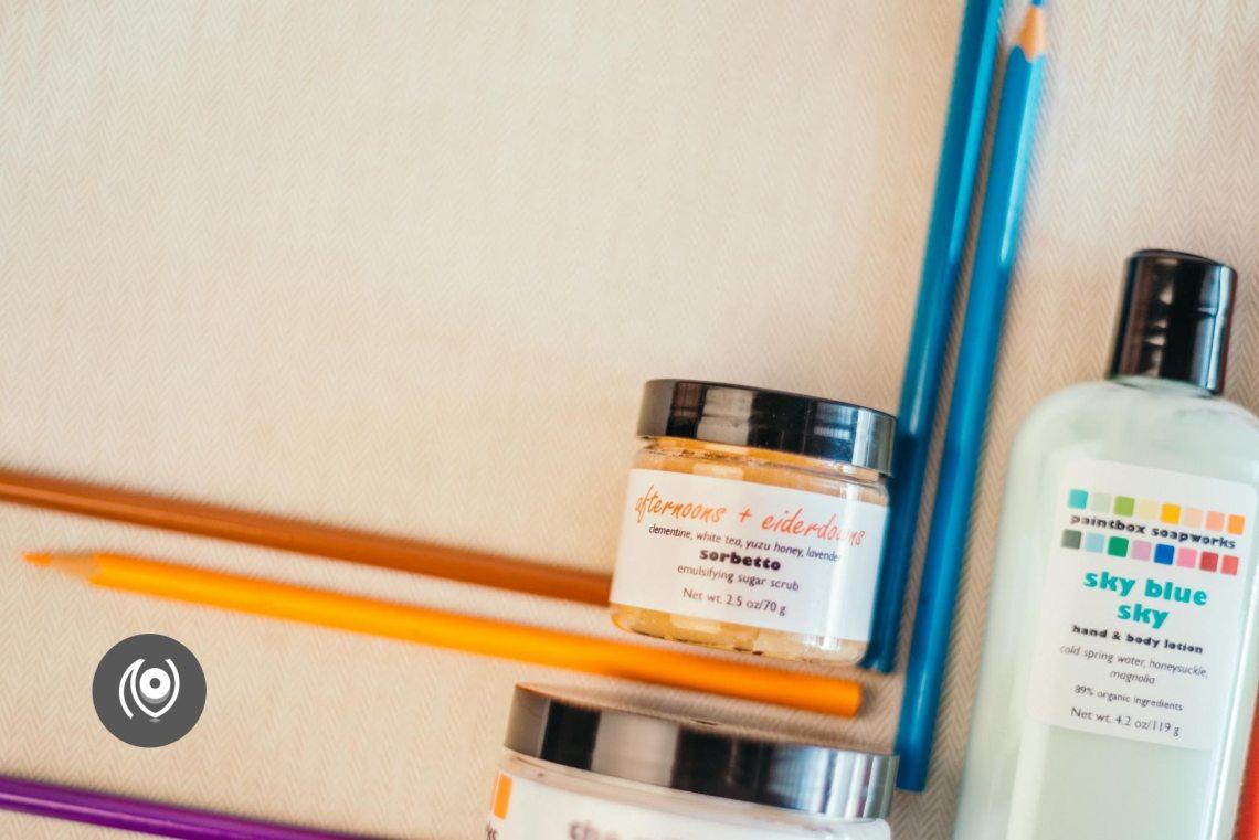 PaintBox SoapWorks, #EyesForBeauty, Naina.co Luxury & Lifestyle, Photographer Storyteller, Blogger.