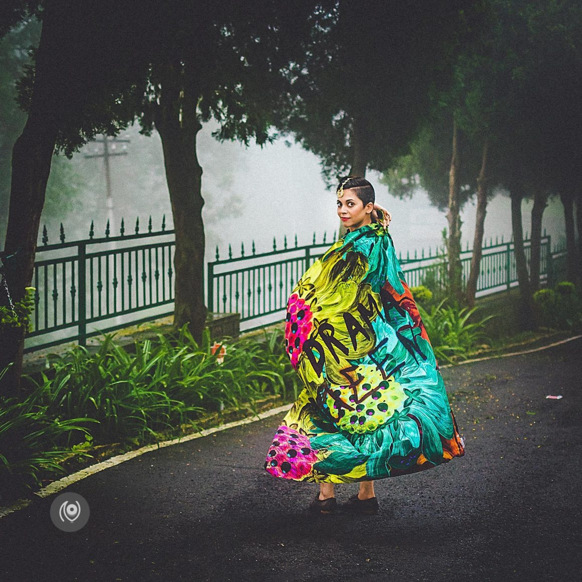 #CoverUp 48 : Drama Queen #REDHUxKASAULI #EyesForDestinations, Naina.co Luxury & Lifestyle Photographer, Blogger Storyteller