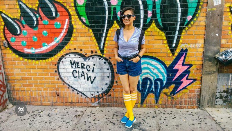 Walk to Washington Square Park #EyesForNewYork #REDHUxNYC Naina.co Luxury & Lifestyle, Photographer Storyteller, Blogger