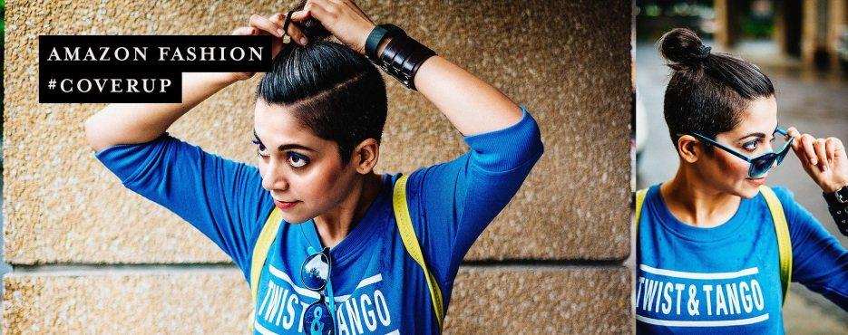 Naina.co Luxury Lifestyle Photographer Blogger Storyteller : #CoverUp personal style Amazon India Fashion