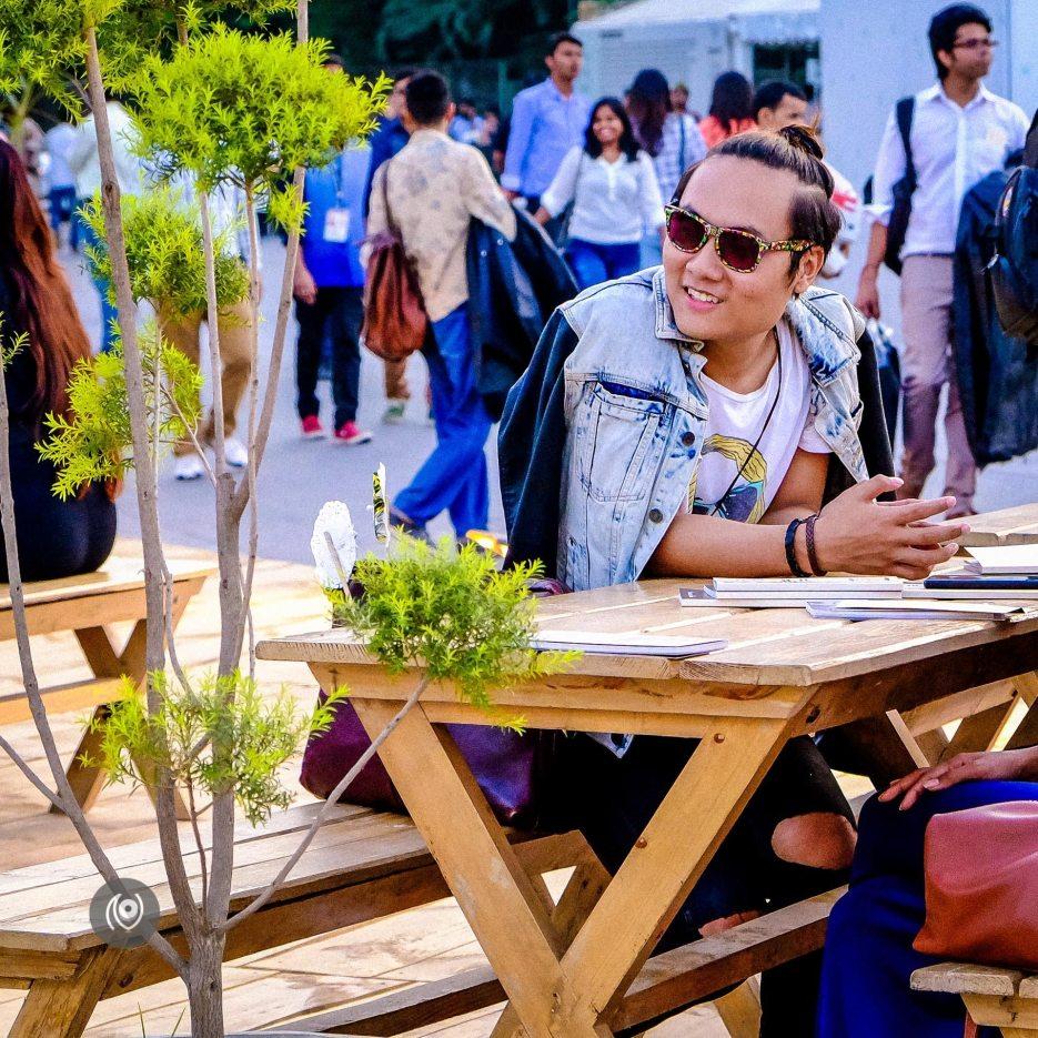 #EyesForStreetStyle Amazon India Fashion Week Spring Summer 2016 #AIFWSS16 #EyesForFashion Naina.co Luxury & Lifestyle, Photographer Storyteller, Blogger