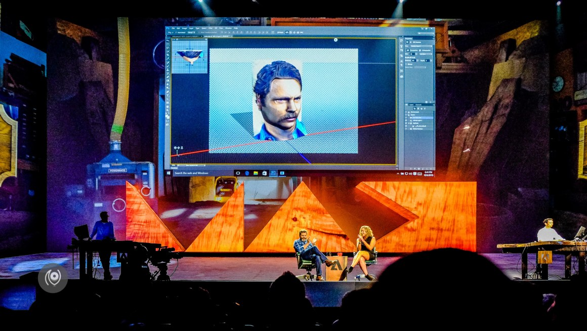 Adobe Sneaks #NAINAxADOBE #EyesForLA #AdobeMax15 Naina.co Luxury & Lifestyle, Photographer Storyteller, Blogger