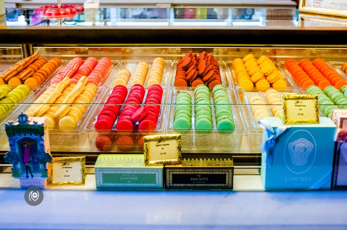 Maison Laduree #EyesForDining #EyesForNewYork #REDHUxNYC Naina.co Luxury & Lifestyle, Photographer Storyteller, Blogger