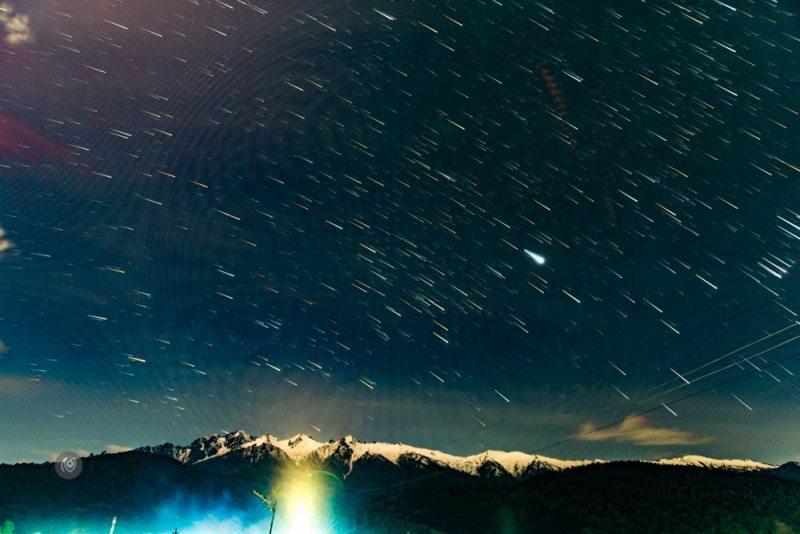 Star Trails, #EyesForArunachal, Naina.co, Luxury Photographer, Lifestyle Photographer, Travel Photographer, Fashion Photographer, Naina Redhu, #EyesForDestinations, #EyesForIndia, Destination Photographer, India, Arunachal Pradesh, Experience Collector, Photo Story, Visual Experience Collector, Menchukha