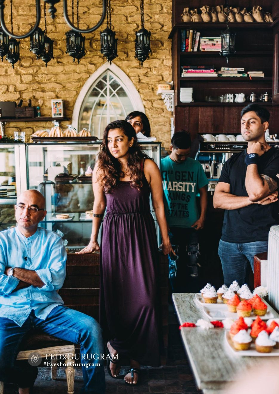 Naina.co, Visual Storyteller, Luxury Brands, Naina Redhu, Professional Photographer, Experience Collector, Luxury Photographer, Luxury Blogger, Lifestyle, Visual Storyteller for Luxury Brands, #EyesForGurgaon, Eyes For Gurgaon, #EyesForGurugram, Eyes For Gurugram, TEDxGurugram, TED, TEDx, Gurgaon Photographer, Sponsors, Sponsorship, Sponsor Brunch, DiGhent Cafe, Antje Pfahl, Bal DiGhent