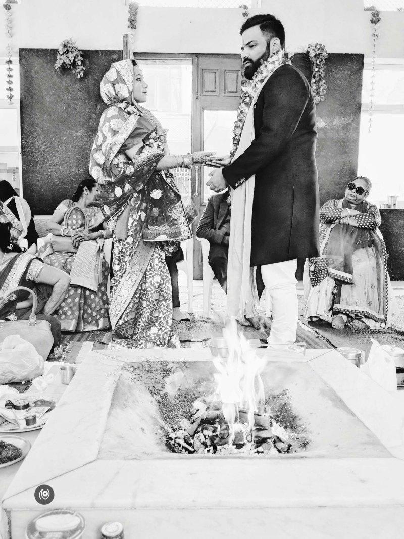 Naina.co, Wedding, Naina Redhu, Wedding Photos, Sandy, Mona, Arya Samaj Wedding, Professional Photographer, Wedding Photographed on a Smartphone, Smartphone wedding photos, Smartphone Wedding Photography, Professional Blogger, Friends Wedding, Wedding Ceremony, December 2017, 2017 Wedding, Simple Wedding, Friends