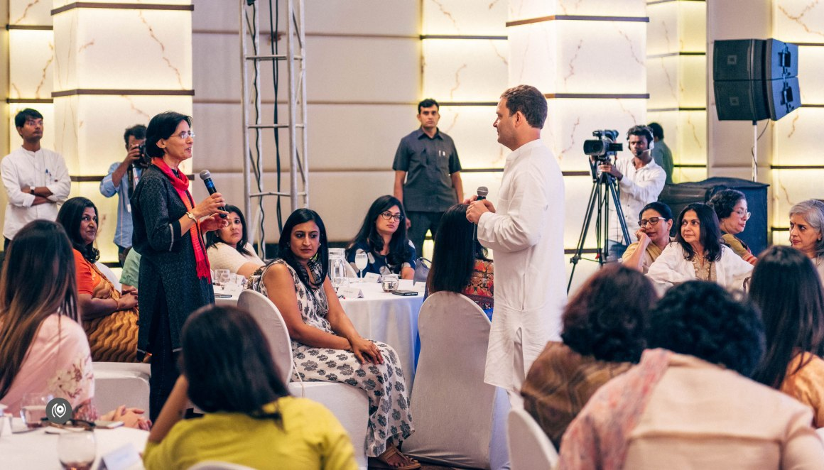naina.co, naina redhu, rahul gandhi in conversation with the women of bengaluru, rahul gandhi in conversation with women of bengaluru, rahul gandhi in conversation, rahul gandhi, indian national congress, bangalore event, indian politics, lifestyle photographer india, professional photographer india, lifestyle blogger india, professional blogger india, congress social media, congress party
