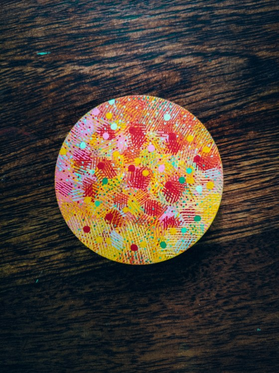 Dots Dashes Brooches
