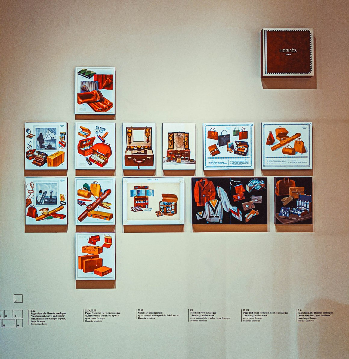 Hermès Heritage, Rouges Hermès, Naina Redhu, Naina.co, EyesForLuxury, The Chanakyapuri, Hermès India, Hermès Exhibit, Hermès Vintage, Hermès Objects, Red Objects, History, France, French Luxury Brand, New Delhi, Luxury Brand, Photographer, Blogger, Experience Collector