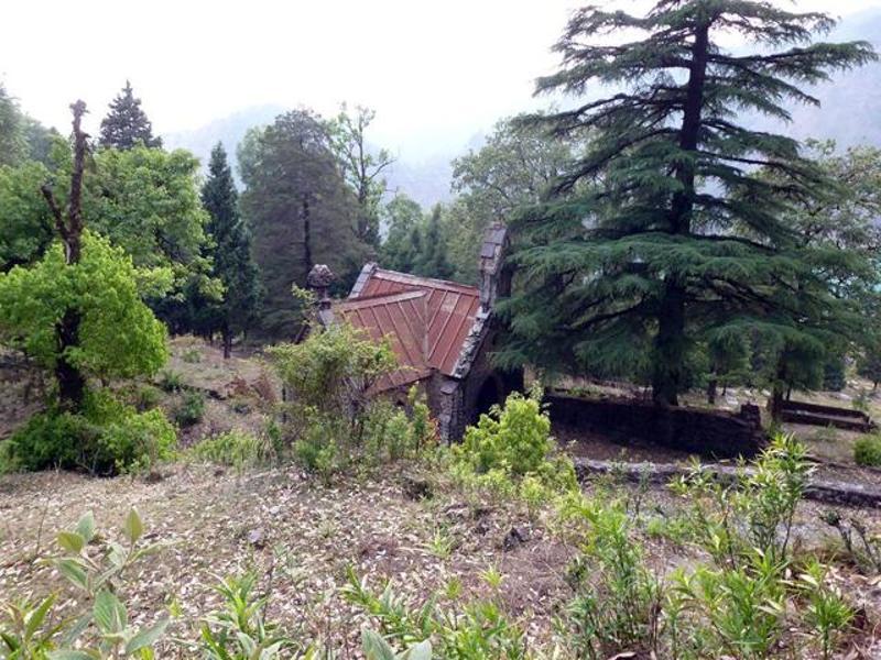 British-era cemeteries in Nainital