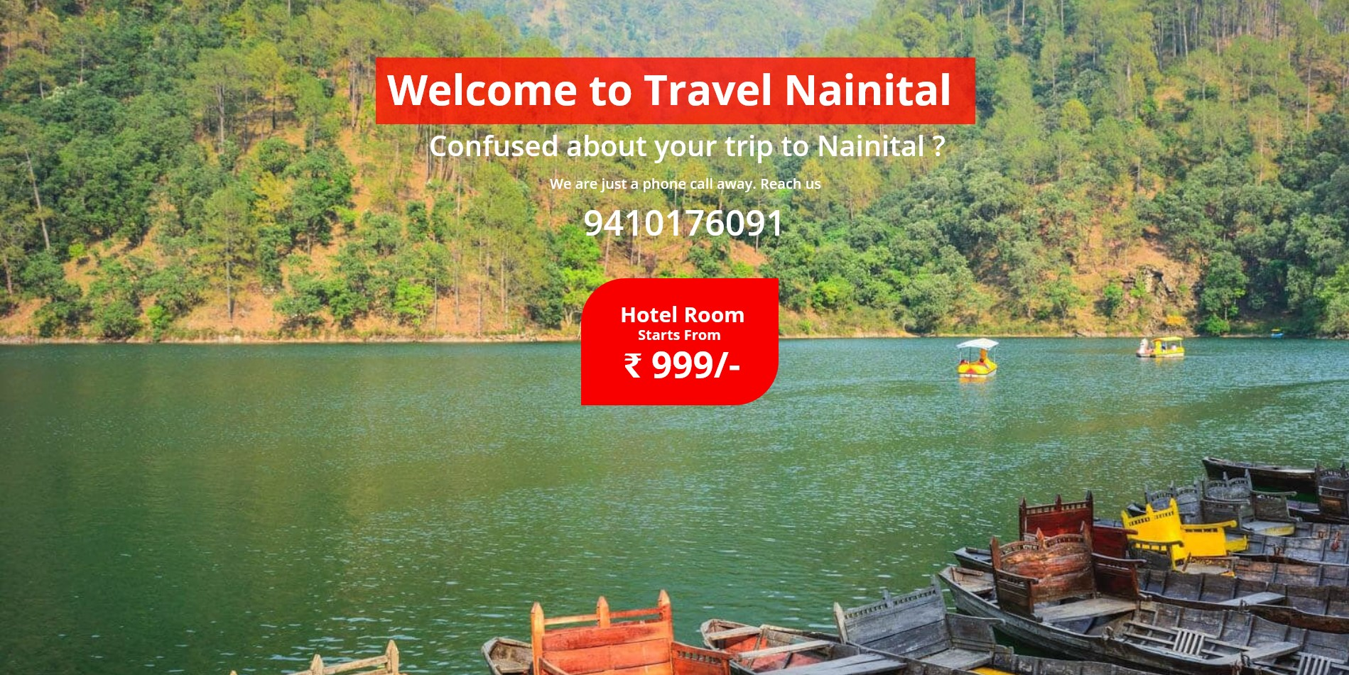 Travel Nainital