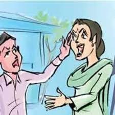 महिला से अभद्रता पर युवक के खिलाफ कार्रवाई