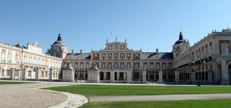 The Royal Palace Aranjuez