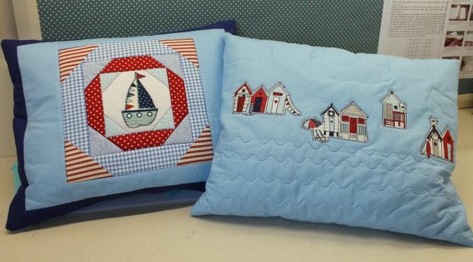 Seaside Cushions
