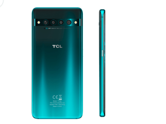 The TCL 10 Pro