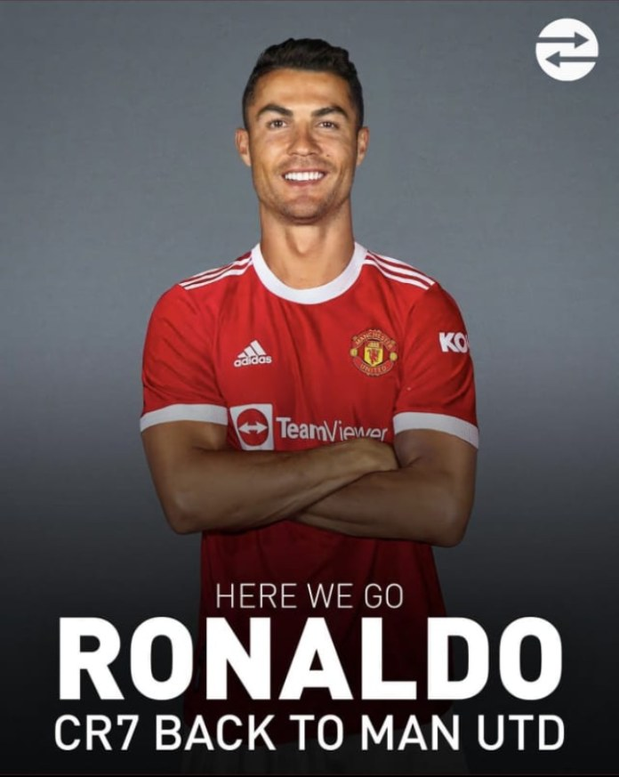 CR7 Back to United