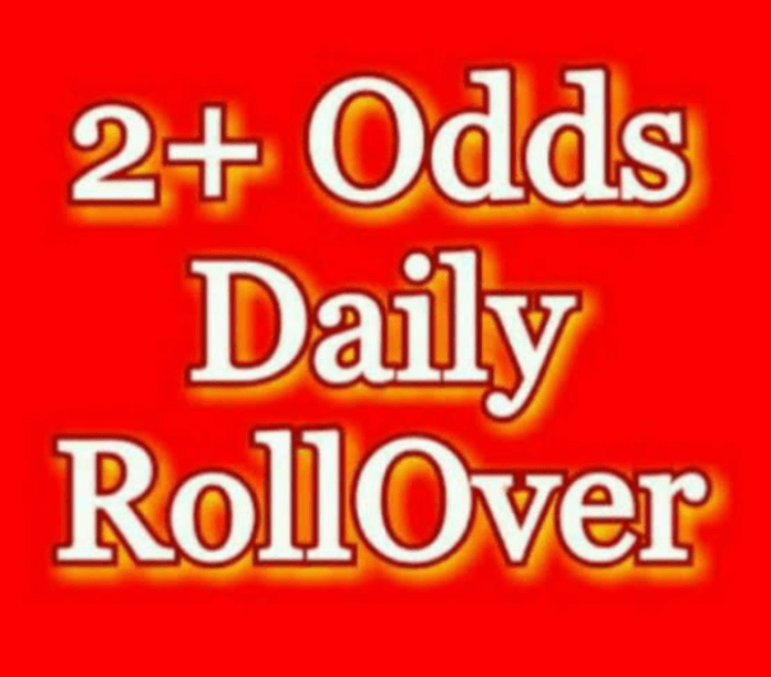 Daily rollover