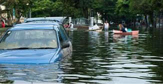 severe flooding