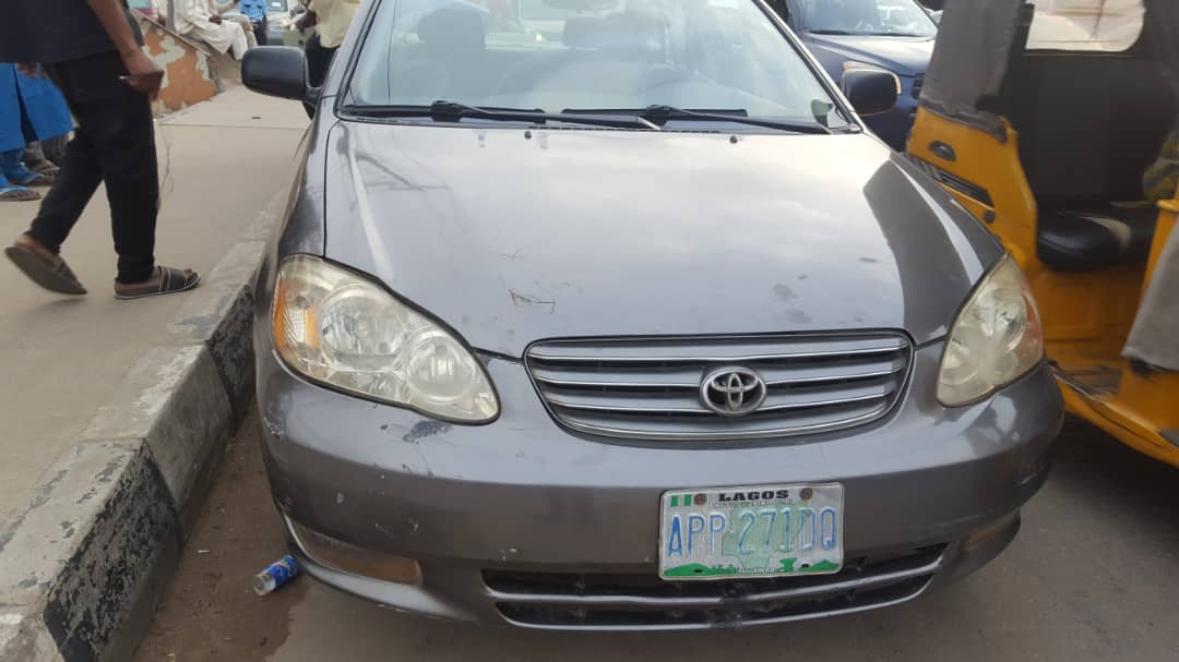 Registered Corolla 2003 In Lagos 1 350m Autos Nigeria