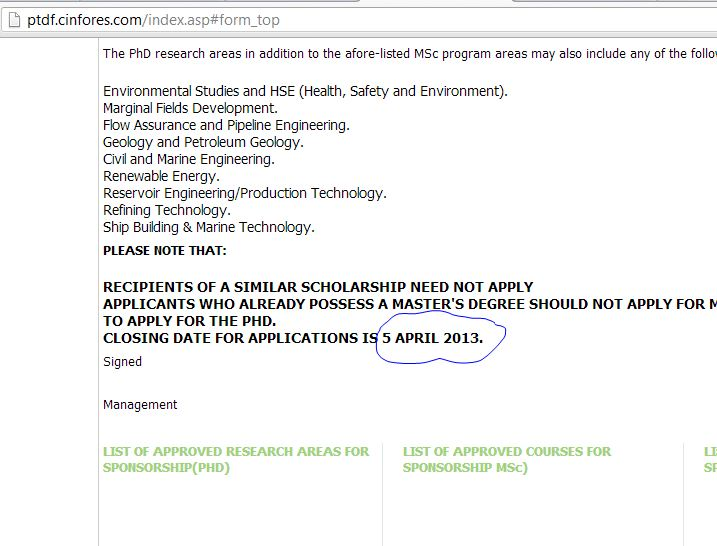 letter for stating application letter format in nigeria media