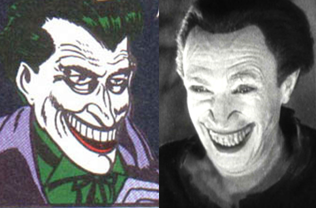 Man Who Laughs 1928