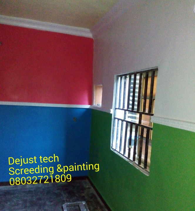 Professional Screeding Pop And Painting Designs Works