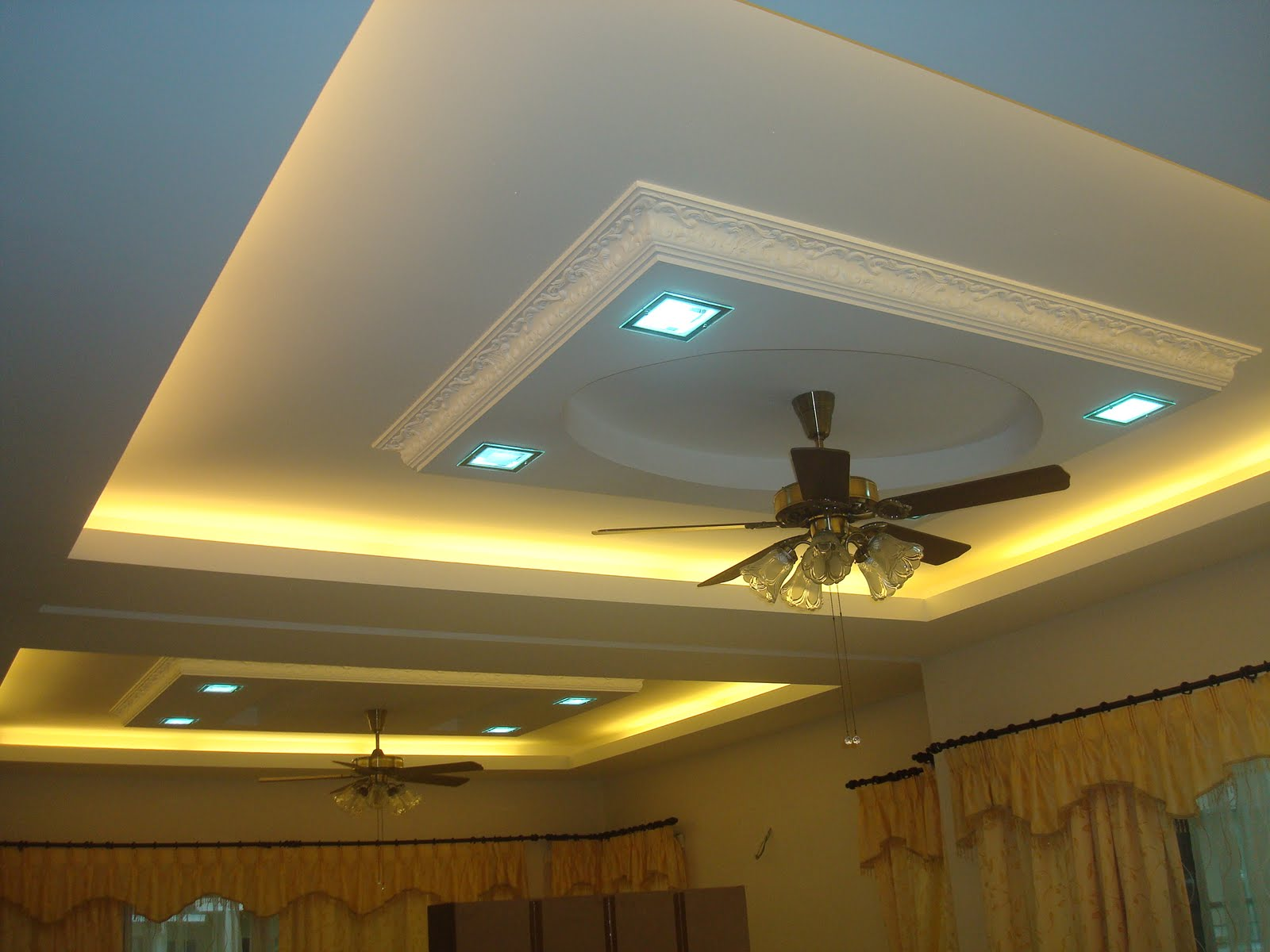 Contact Us For Your Buildings PO P Ceiling Screeding