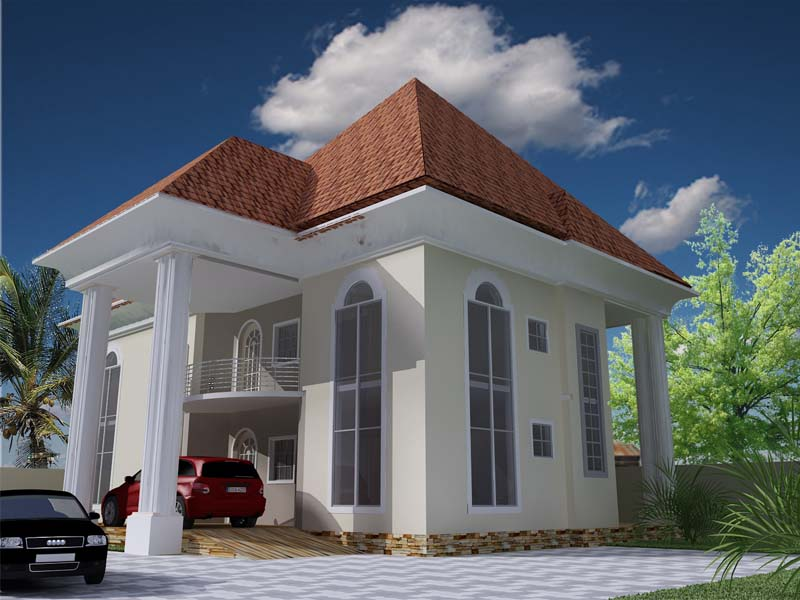 Architectural designs for houses in nigeria House design